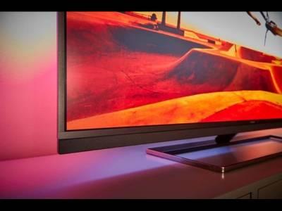 Atractiv, fiabil și subțire, Black Star este vârful noii game Philips TV