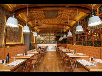 La braseria CAJU by Joseph Hadad mâncarea vă îndeamnă la reverii