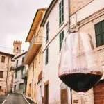 La vânătoare de vin, în Italia