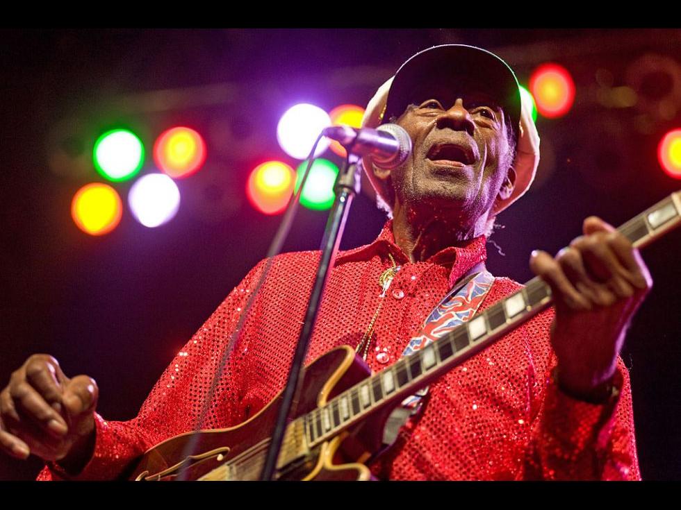 Faimosul artist rock'n'roll Chuck Berry a încetat din viață