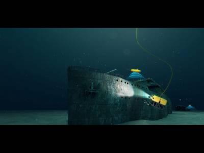 Titanic: Scufundări recreaționale pentru turiști