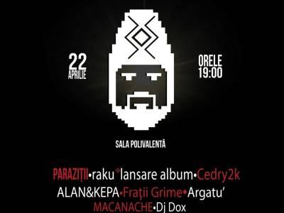 Răcnetul Carpaților, singurul eveniment muzical de underground românesc autentic