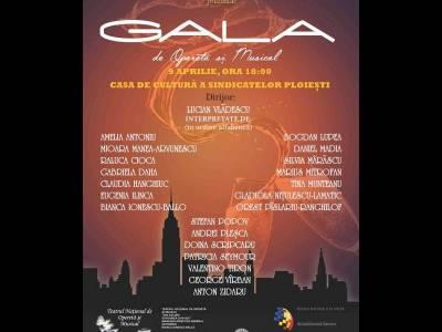 Gala de Operetă şi Musical ''Ion Dacian'' va avea loc în Ploiești