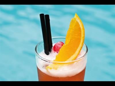 Aperitivele cu fructe, mentă și spumant fac minuni cu starea de spirit