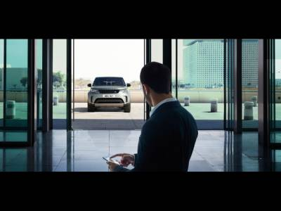 Noul DISCOVERY, cel mai versatil SUV Land Rover