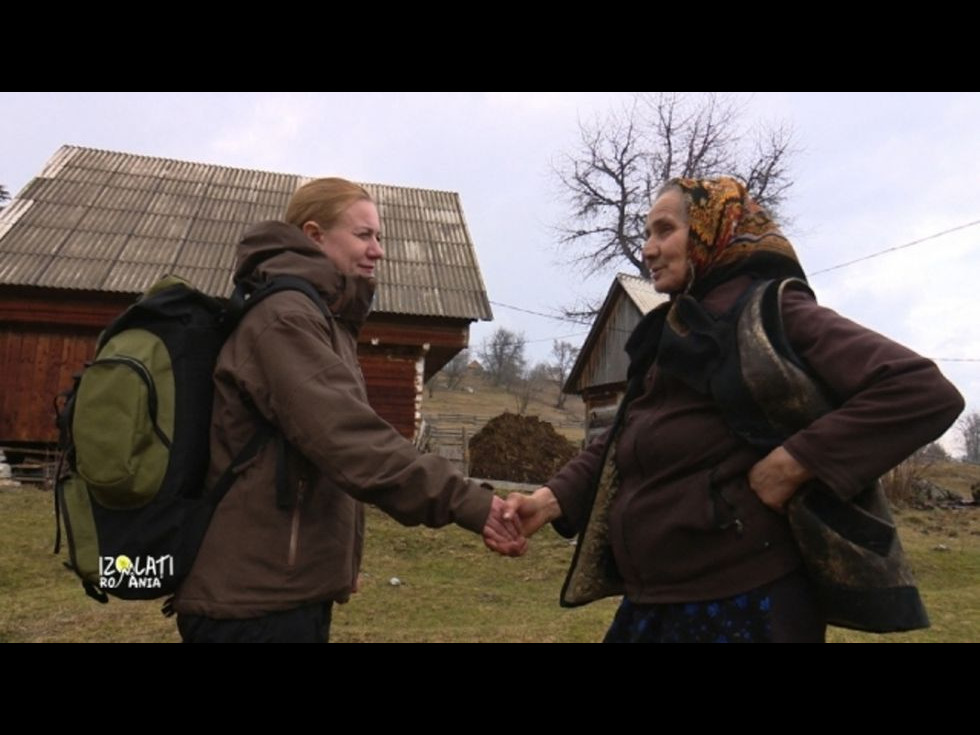 ''Izolați în România'', un reportaj care prezintă o categorie socială aparte, la Cinema Muzeul Țăranului
