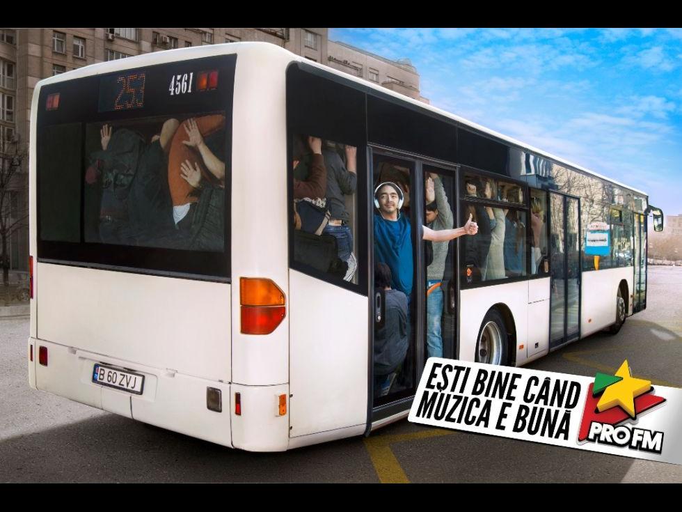 ProFm lansează campania de imagine ''Ești bine cu ProFM''