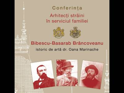 Arhitecți străini în serviciul familiei Bibescu - Basarab Brâncoveanu la Palatul Mogoșoaia
