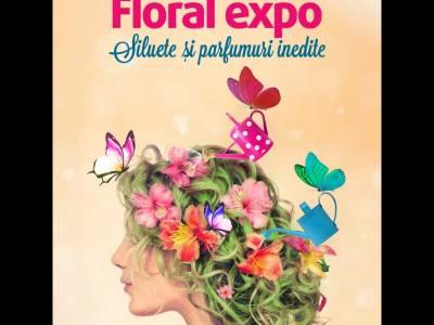 Siluete și parfumuri inedite - expoziție de flori marca Maison Dadoo în Sun Plaza