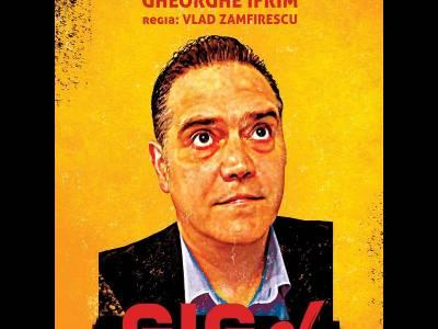 ''Gigel'', un one man show eveniment cu Gheorghe Ifrim