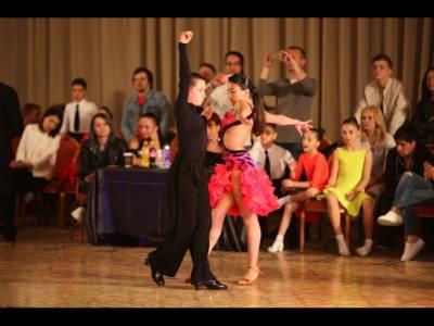 Românii au cucerit lumea dansului sportiv la Dance All Stars - WDSF Open