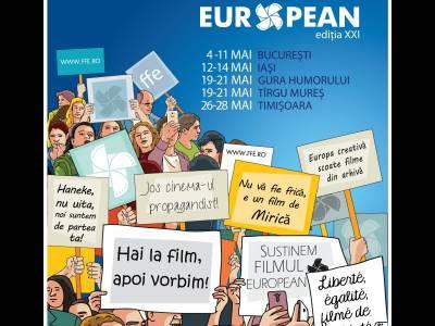 Cinci filme despre migrație și ciocnirea culturilor în Festivalul Filmului European