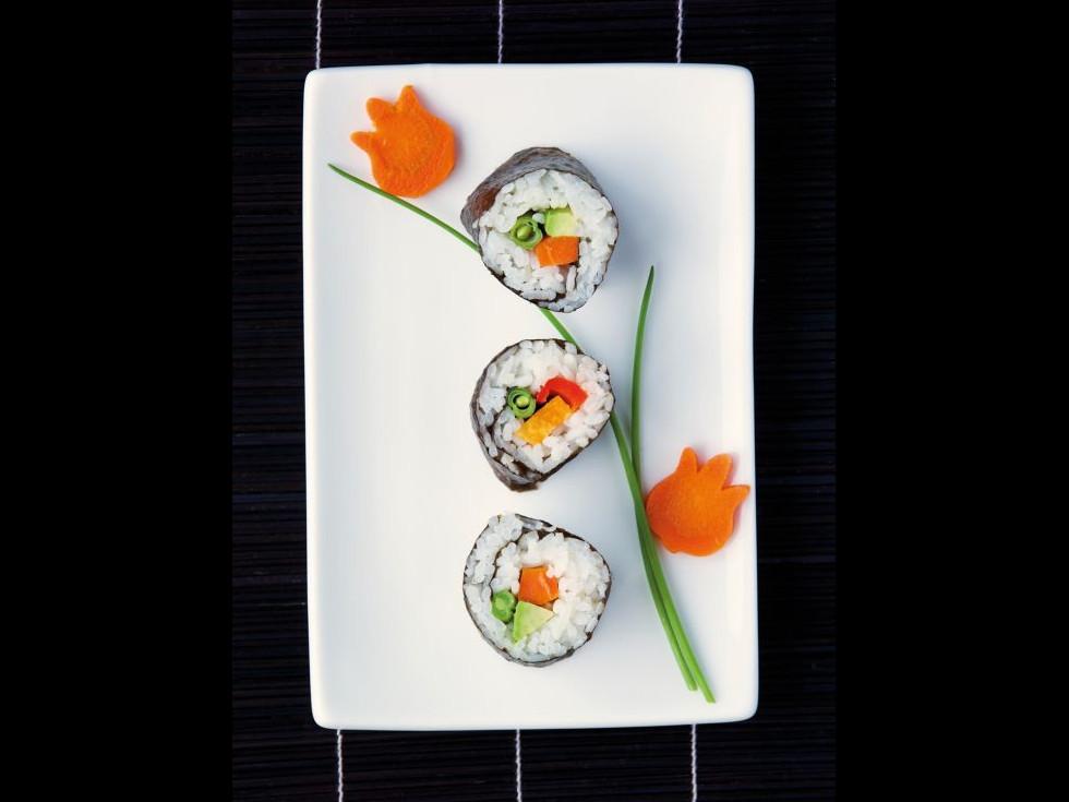 Sushi pentru toţi, în Dorobanţi, la restaurantul Hiro Sushi