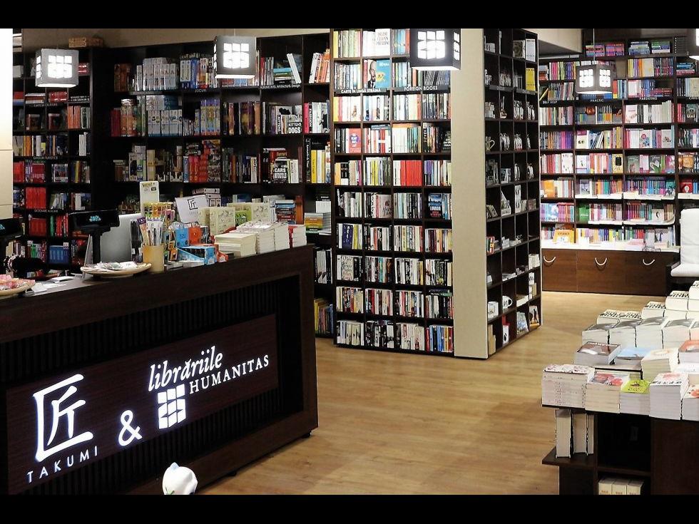 Humanitas Magheru și magazinul japonez Takumi