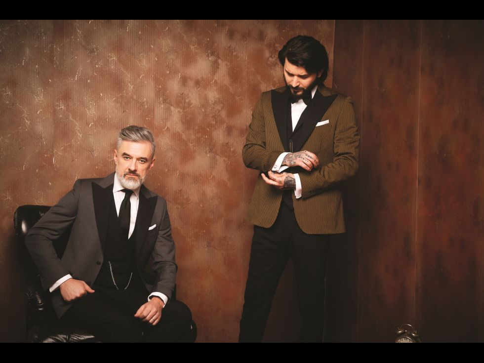 Noua colecţie Men's Cave e despre portretul bărbatului contemporan la tinerețe și nu numai