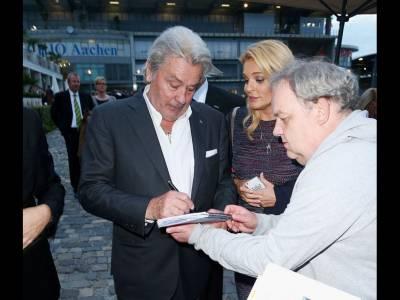 Rebelul filmului francez, legendarul Alain Delon vine pentru prima dată în România, la TIFF
