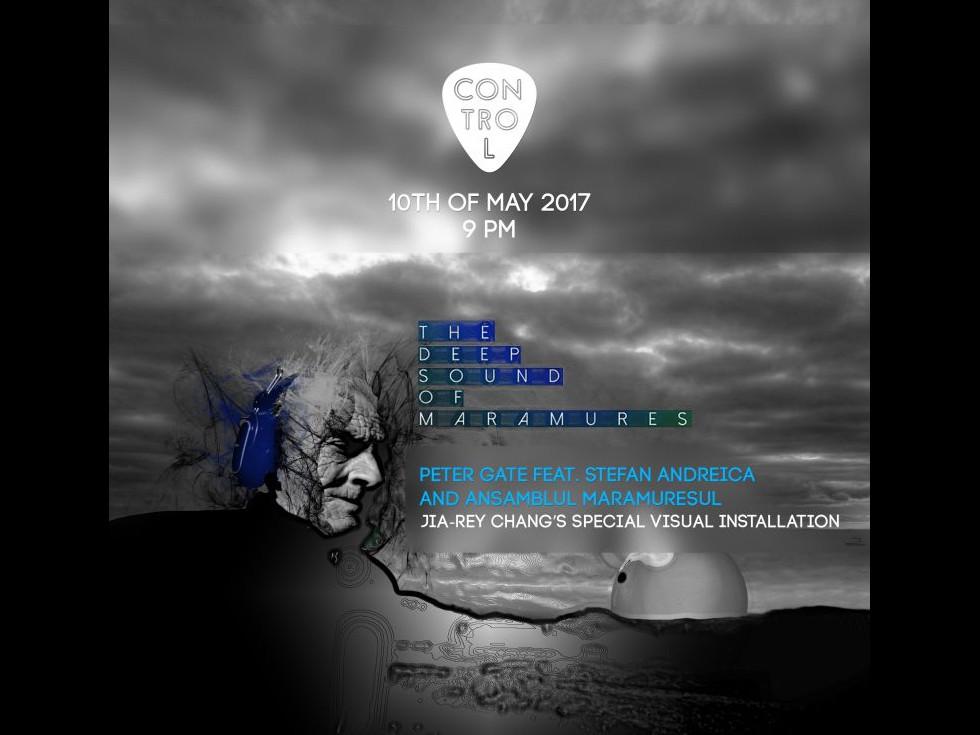 The Deep Sound of Maramureș, sunete străvechi interpretate în stil electro, la Club Control