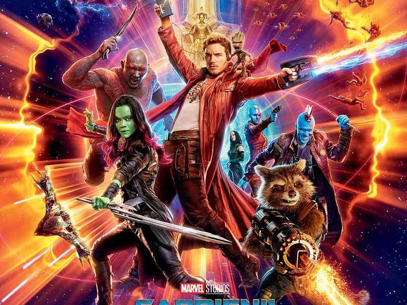 Simte luptele intergalactice pe pielea ta cu Gardienii Galaxiei vol. 2 în format 4DX