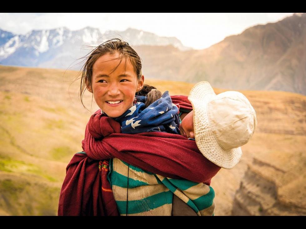 Micul Tibet, un ținut legendar ascuns între văi impresionante