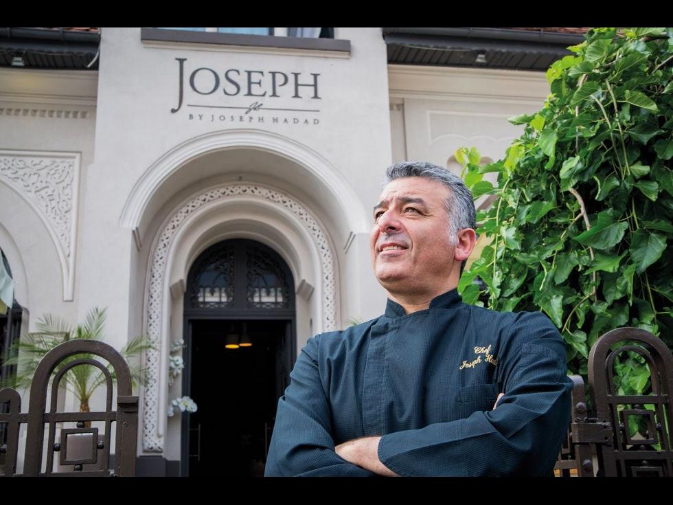 JOSEPH by Joseph Hadad aniversează 4 ani și pregătește oaza verde din inima orașului