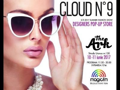 Înnoieşte-ţi garderoba de vară la ediţia estivală a Pop-Up Store-ului Cloud no 9