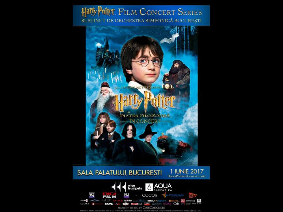 După 15 ani, filmul Harry Potter și Piatra Filozofală revine pe marile ecrane