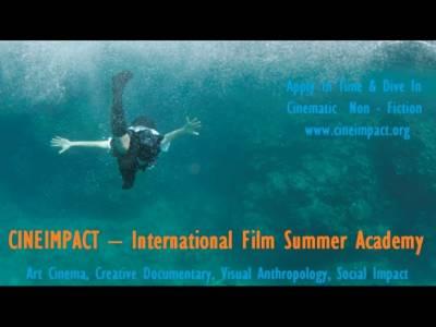 Academia de Film CINEIMPACT spune DA pasionaților de film