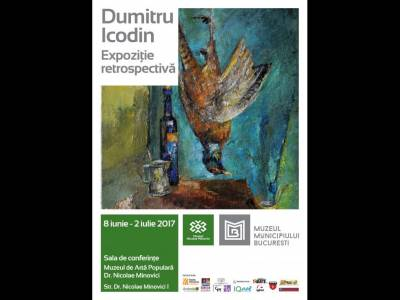 Vernisaje și lectură performativă la Muzeul Municipiului București