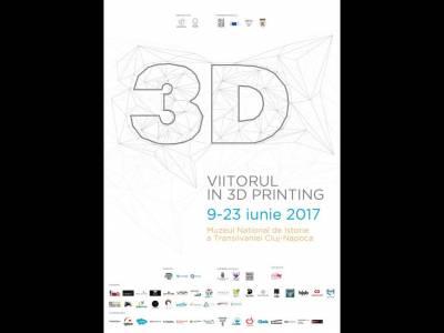 Viitorul în 3D Printing e aici!