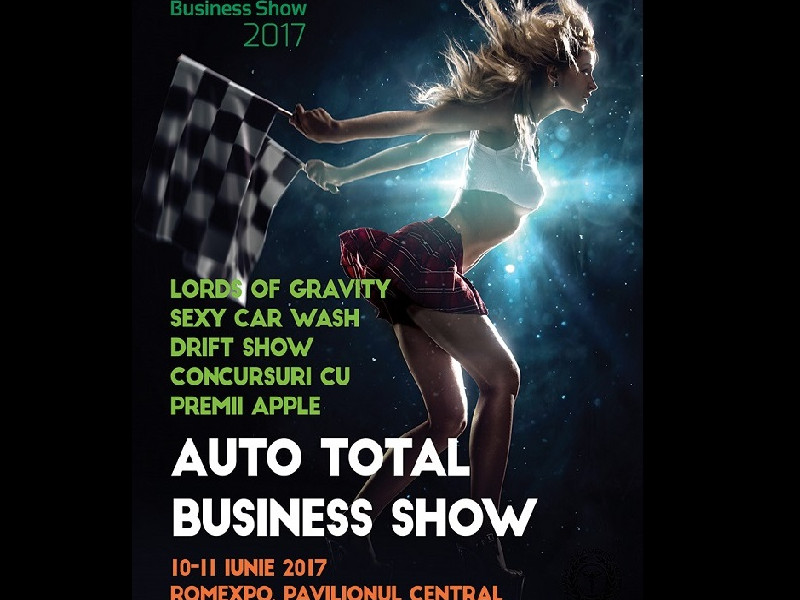 Lords of Gravity prezenți la Auto Total Business Show