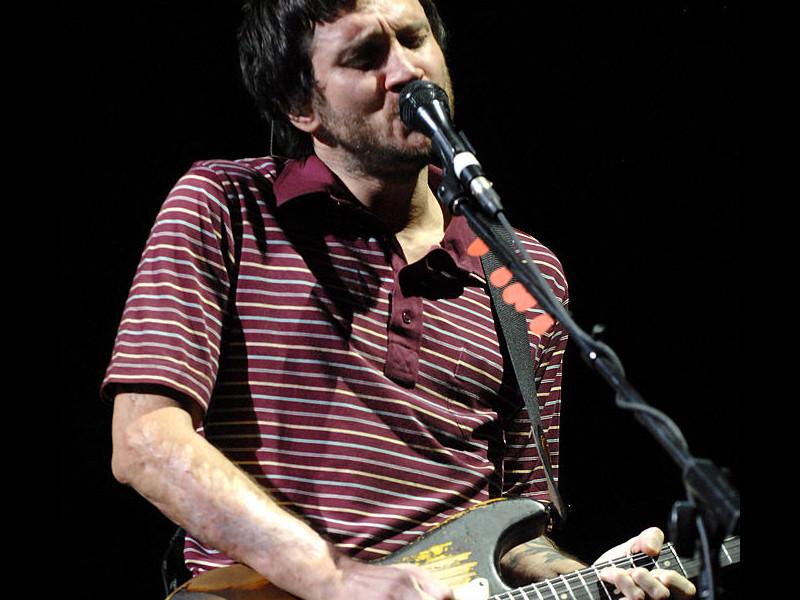 John Frusciante, rege al muzicii acid house