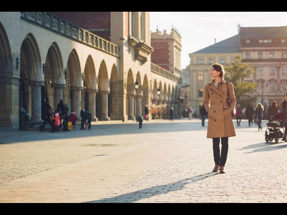 La pas prin Cracovia, cu o zapiekanka ''la subraț''