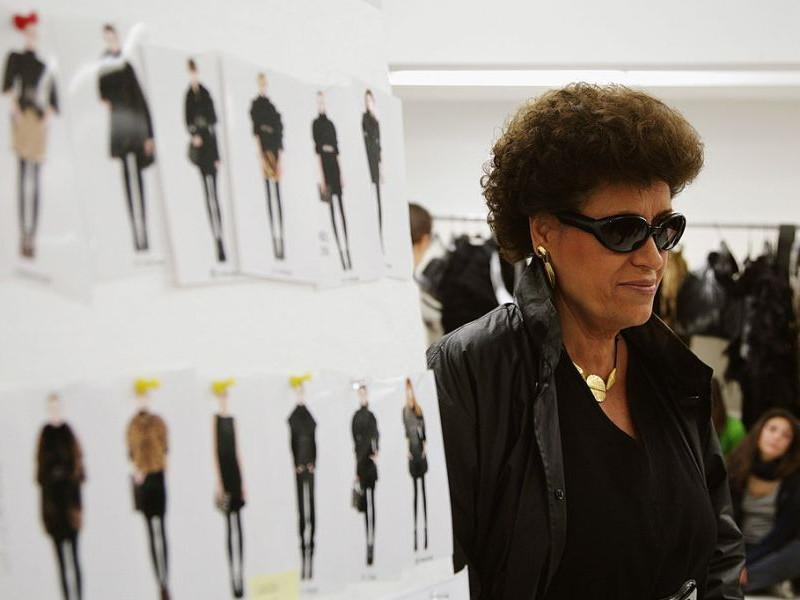 A încetat din viață Carla Fendi, legendă a modei italiene