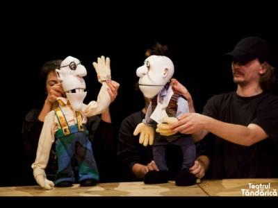 Teatrul Țăndărică pleacă în turneu prin Macedonia