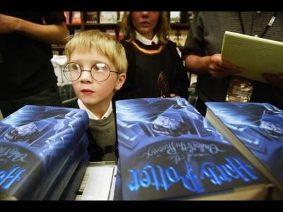 Au trecut 20 de ani de la prima carte Harry Potter publicată