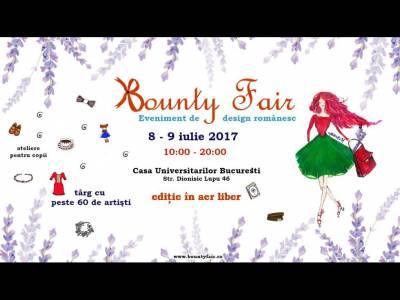 Dacă ești pasionat de ateliere creative, hai la Bounty Fair!