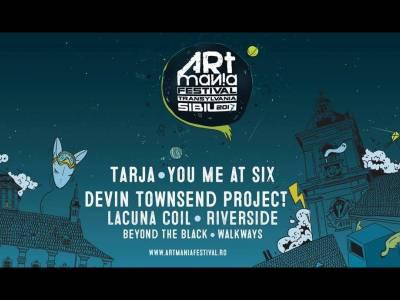 Devin Townsend Project în acest weekend la Sibiu