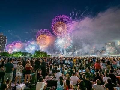 Milioane de americani au sărbătorit pe 4 iulie ziua națională
