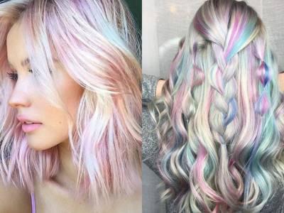 Părul holografic este trendul verii 2017