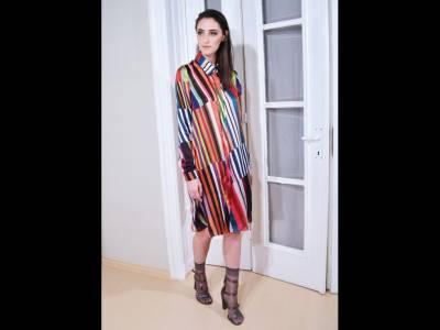 Noua colecţie Claudia Castrase e despre linii simple și eleganță atemporală