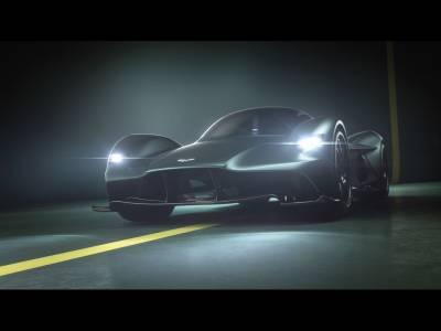 Aston Martin și românii