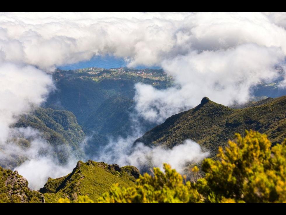 Madeira, avanpostul subtropical al Portugaliei