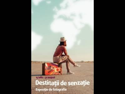 Adelin Petrișor și alți 13 fotografi expun destinații de senzație