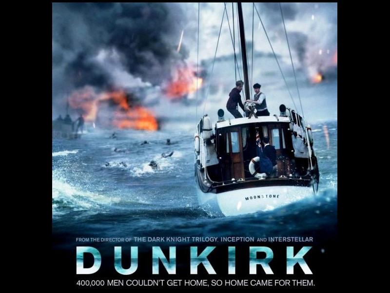 Capodopera de război Dunkirk este de neratat