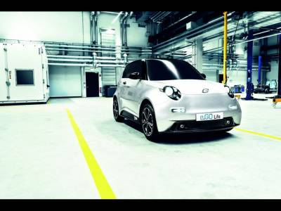 e.Go Life, mașina electrică de cinci mii de euro