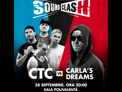 CTC vs. Carla's Dreams la RedBull SoundClash