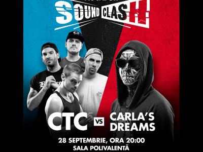 CTC vs. Carla's Dreams la RedBull SoundClash