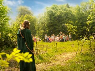 Câștigă o aventură neașteptată în Regatul Elfilor