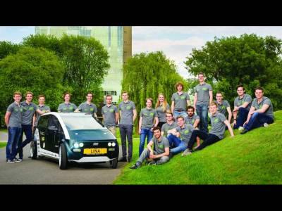 Mașina biodegradabilă există
