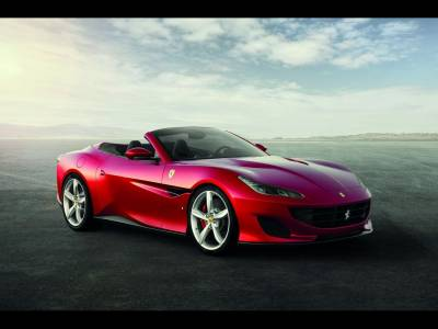 Ferrari Portofino, pentru nevoiași